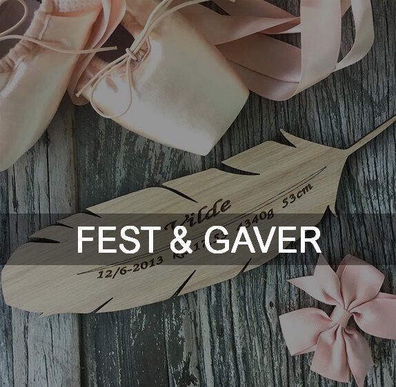 Fest & Gaver